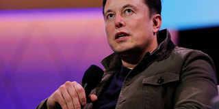 elon musk: Elon Musk's SpaceX satellites dot the heavens, leaving