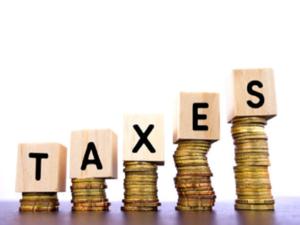 Taxes getty