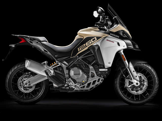 Ducati launches Multistrada 1260 Enduro in India at Rs 19.99 lakh