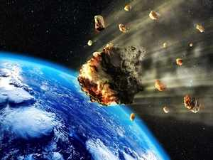 Asteroids Getty