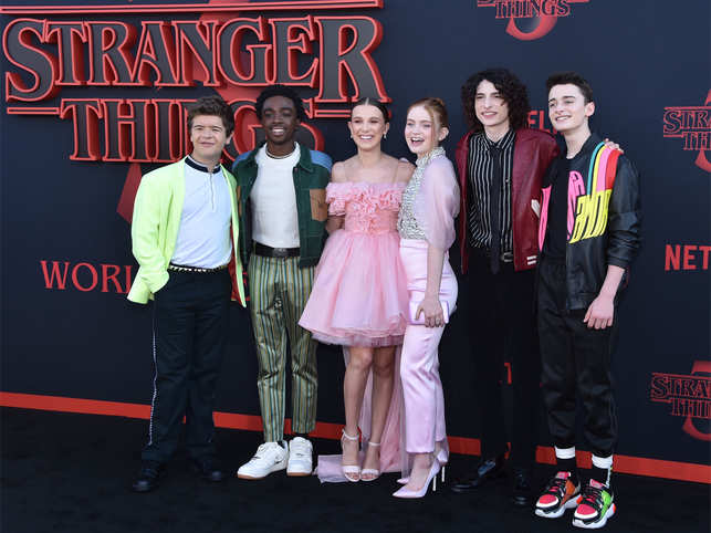 Breaking records: 'Stranger Things' season 3 watched by 40