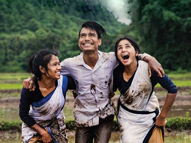 The movie is a coming-of-age drama about a teenage girl, Bulbul, who fights her way through love and loss to figure out who she really is. 
