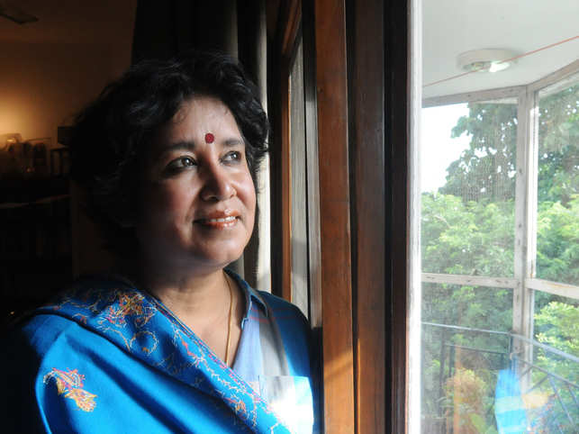 ​Taslima Nasreen fled Bangladesh in 1994, and adopted Swedish citizenship after the death threats increased.​