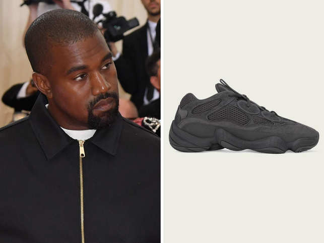 Kanye West said that a lot of prototypes are created before landing on the final product. 