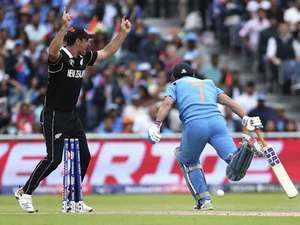 Cricket World Cup 2019: New Zealand defeated India by 18 runs