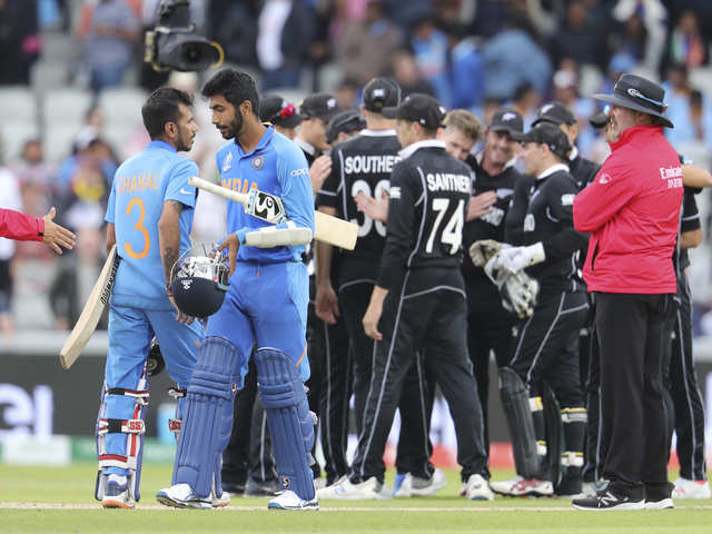 India downed by a black Kiwi event