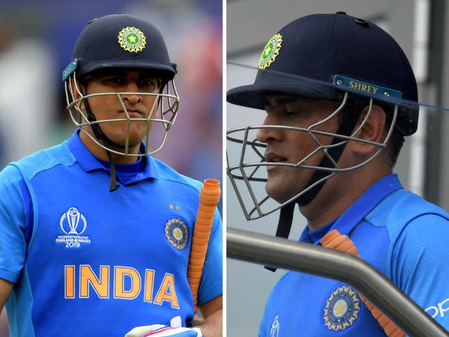 MS Dhoni: #LoveYouDhoni: MSD seemingly in tears, Twitterati hails