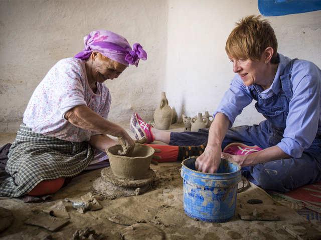 Vanishing potters