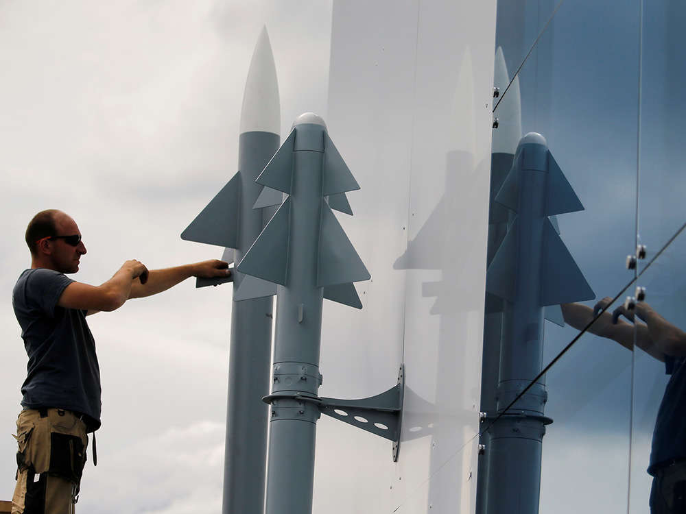 Kalyani Rafael Advanced Systems bags $100 million order for 1,000 Barak missile kits