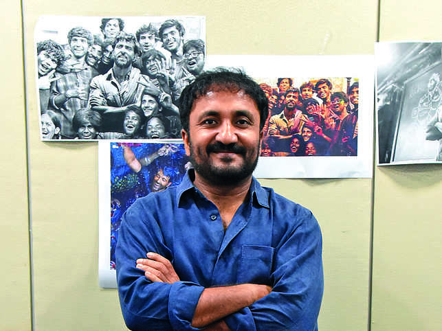 Anand Kumar said he wanted this biopic to be made while he was alive.