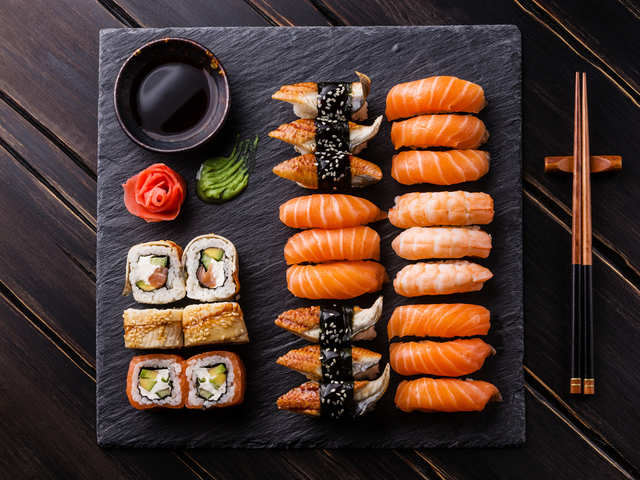 Love Japanese food? Yuuka is your go-to place for a fine dining experience