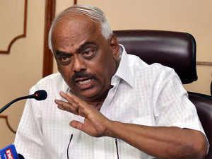 KR Ramesh Kumar: Karnataka Speaker, a jovial arbiter, finds himself in unfamiliar terrain