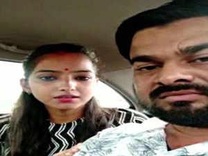 UP BJP MLA's daughter's video creates stir