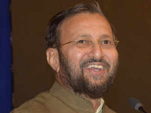 How can BJP be blamed for Congress' Karnataka crisis, asks Prakash Javadekar