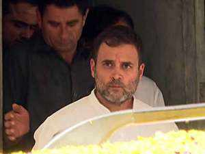 Rahul Gandhi gets bail in defamation case filed by Ahmedabad bank