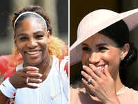 Serena Williams reveals why she doesn't read stories about her friend Meghan Markle
