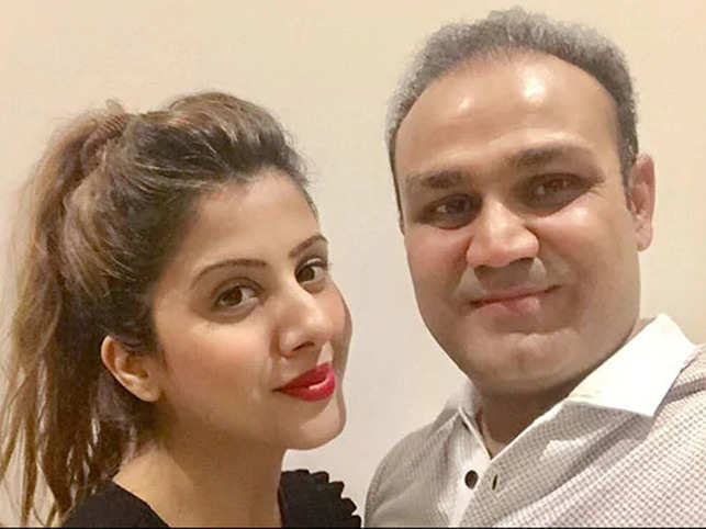 Virender Sehwag's wife files complaint against business partners, accuses them of forging her signatures for a loan