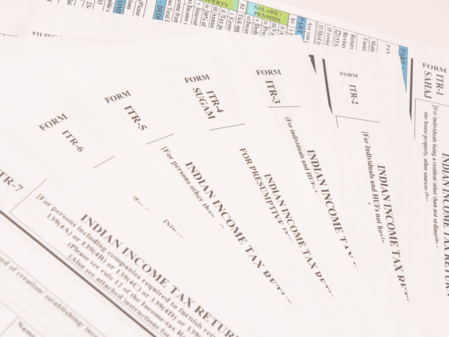 ITR filing: How to report income from investments