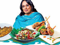 How Camellia Panjabi remains a tireless champion of Indian restaurants