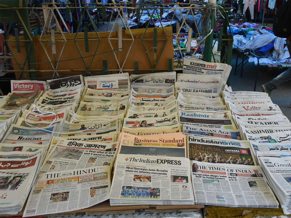 View: Newsprint duty will hurt our democracy