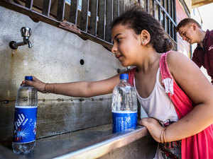 TAP-WATER---AFP