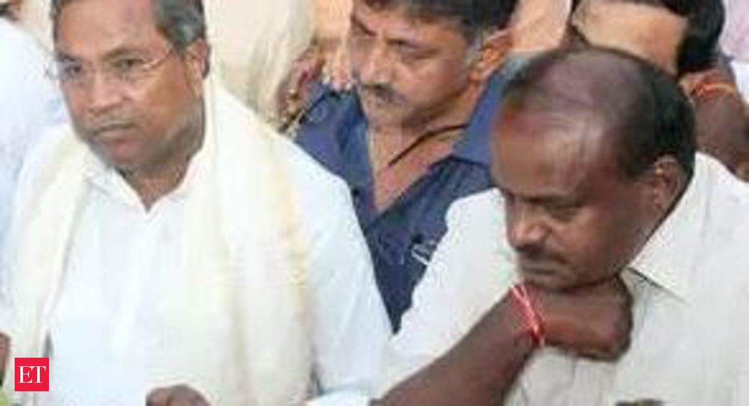 Karnataka crisis: Congress steps up efforts to persuade MLA to withdraw resignation from assembly