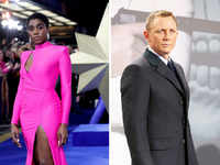 Lashana Lynch gets licence to kill! Bond gets its first woman 007 agent