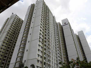 Indian real estate developers at risk as credit dries up