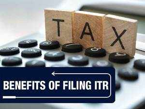 Benefits of filing ITR even when not compulsory
