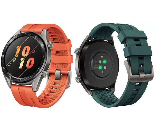 Huawei unveils Watch GT Active with 1.39-inch AMOLED HD touchscreen display at Rs 15,990