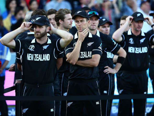 On Sunday, Kane Williamson's men lost an opportunity to win their first World Cup
