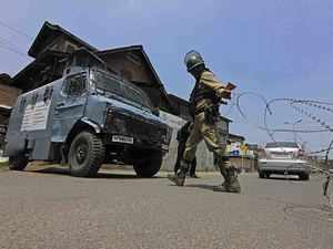 Nearly 400 terrorists infiltrated into J-K in 3 years, government tells LS