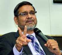 Bengaluru: Wipro CEO Abidali Z Neemuchwala announces the financial results of Q4...