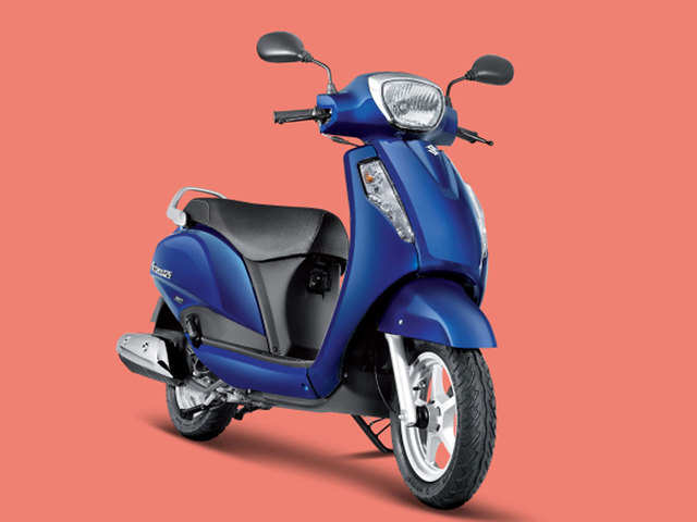 More power, mileage: Suzuki wheels in refreshed version of Access 125 at Rs 61,788