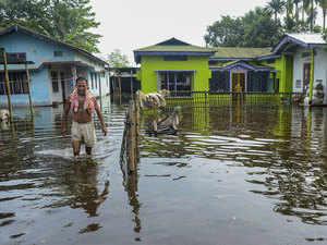 Flood---PTI