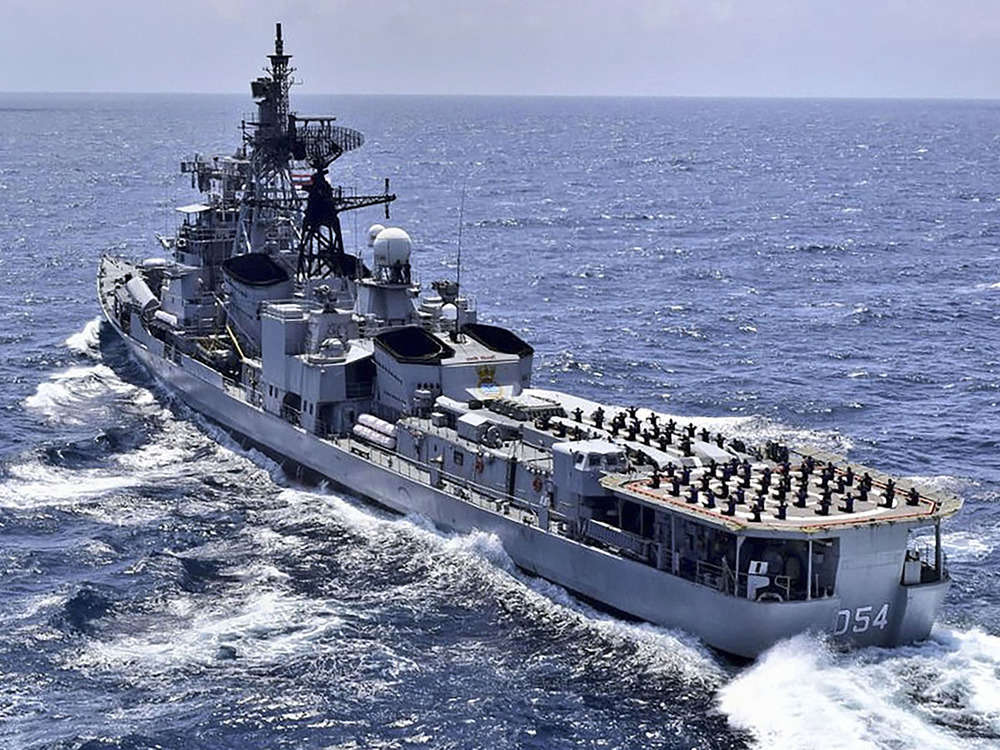 Israel Aerospace signs $50 million follow-up deal with Indian navy