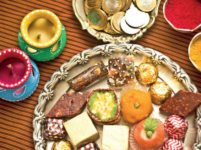 Food for festivity: India celebrates every occasion with distinct flavours on its platter