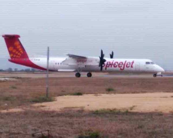 SpiceJet flight carrying 40 passengers hits technical snag, lands soon  after take-off