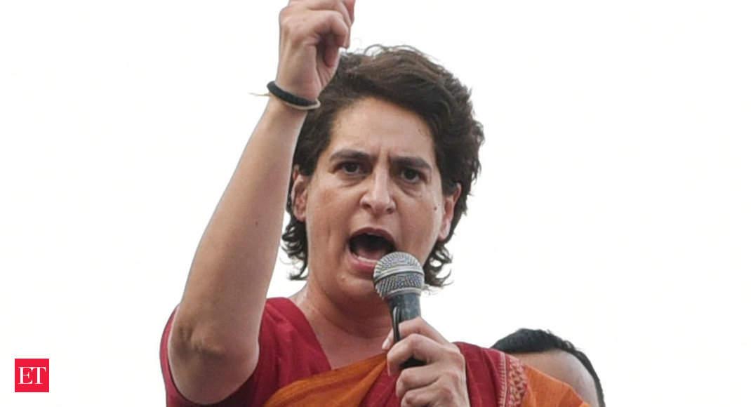 Chorus grows for Priyanka Gandhi to take charge as Congress president