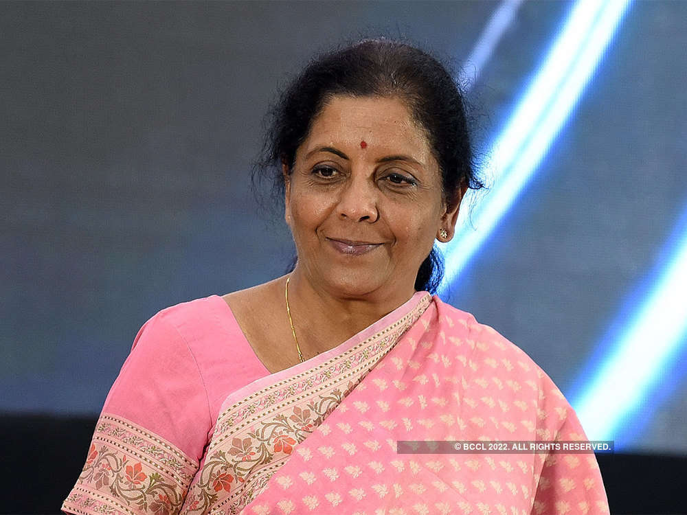 Task force on Direct Tax Code to submit report by July 31: FM Nirmala Sitharaman
