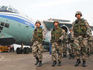 India, China to carry out major military exercise 'Hand in Hand'