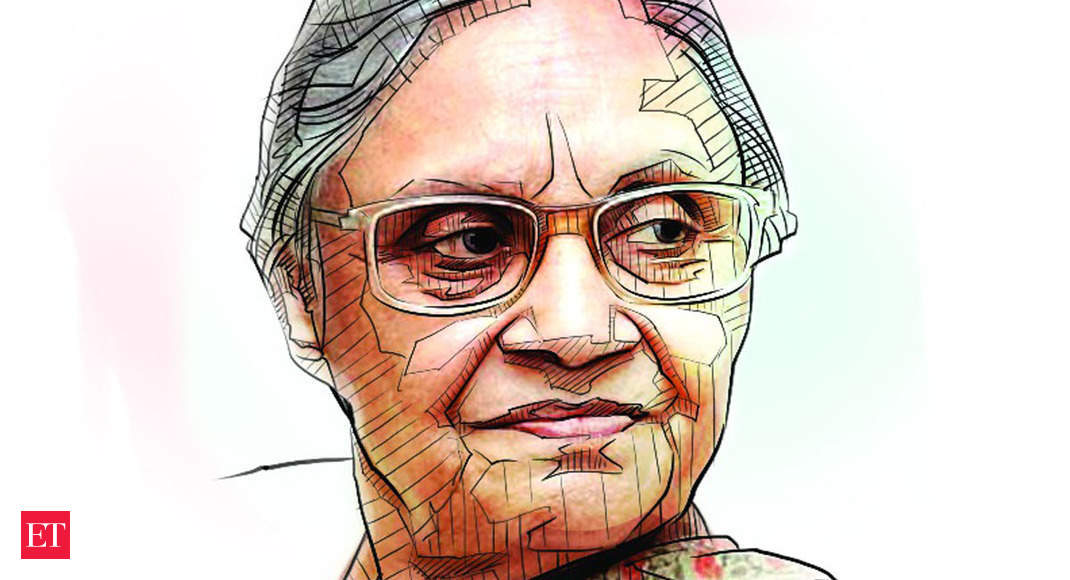 Sheila Dikshit: The affable politician who gave Delhi its modern look