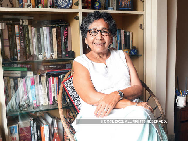There is a big misconception that single women aren't contented: Journalist Kalpana Sharma