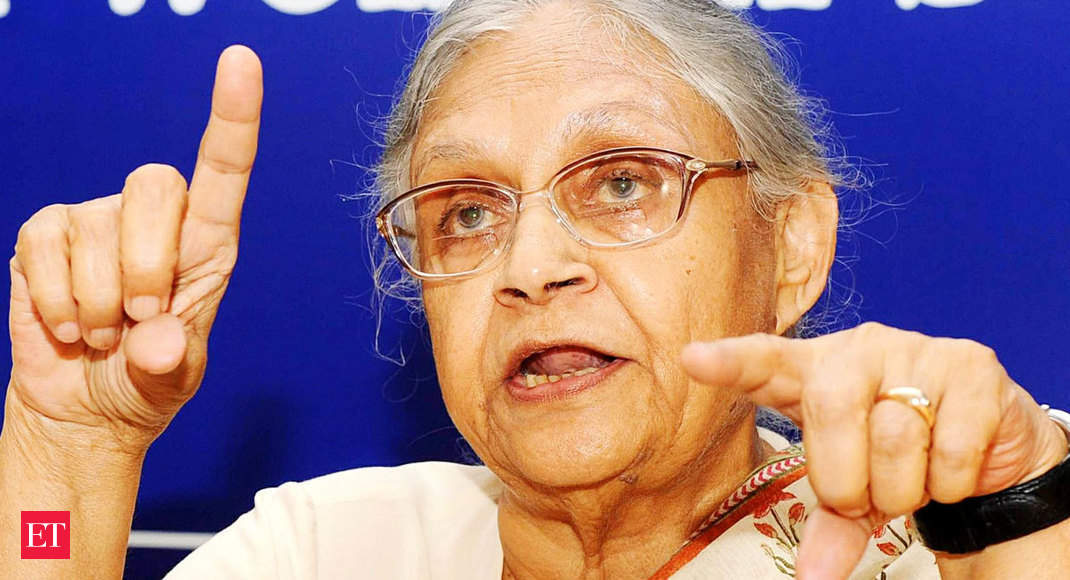 When an unwell Sheila Dikshit wanted to quit in 2012 but stayed on due to Nirbhaya incident!