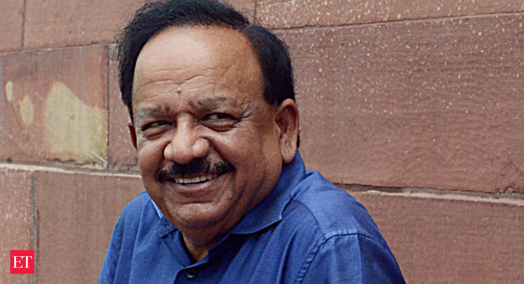 Getting states to invest more in health is a major challenge: Harsh Vardhan