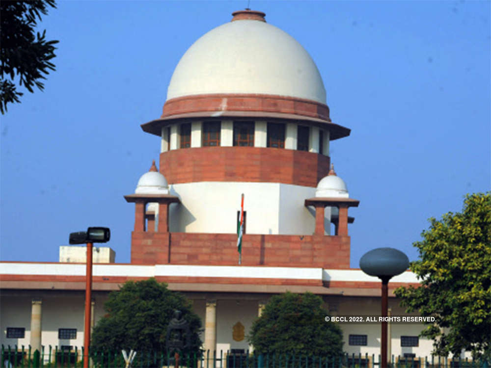 Government asks SC collegium to rethink its pick to head Andhra HC