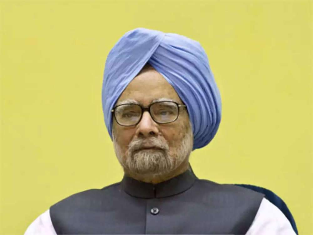 When one party has access to 90% resources, time to deliberate state election funding: Manmohan Singh