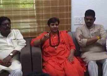 Didn't become MP to clean toilets and drains, says Pragya Singh Thakur