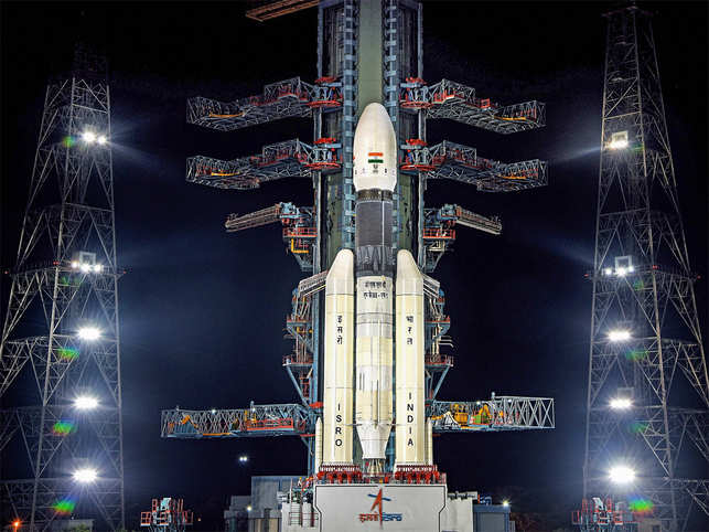 The Chandrayaan-2 launch is expected to take place today. Its postponement last week is reminiscent of other times when reaching the final frontier was delayed.   In Pic: A view of the Chandrayaan-2 on board GSLVMkIII-M1 at Satish Dhawan Space Centre in Nellore district.