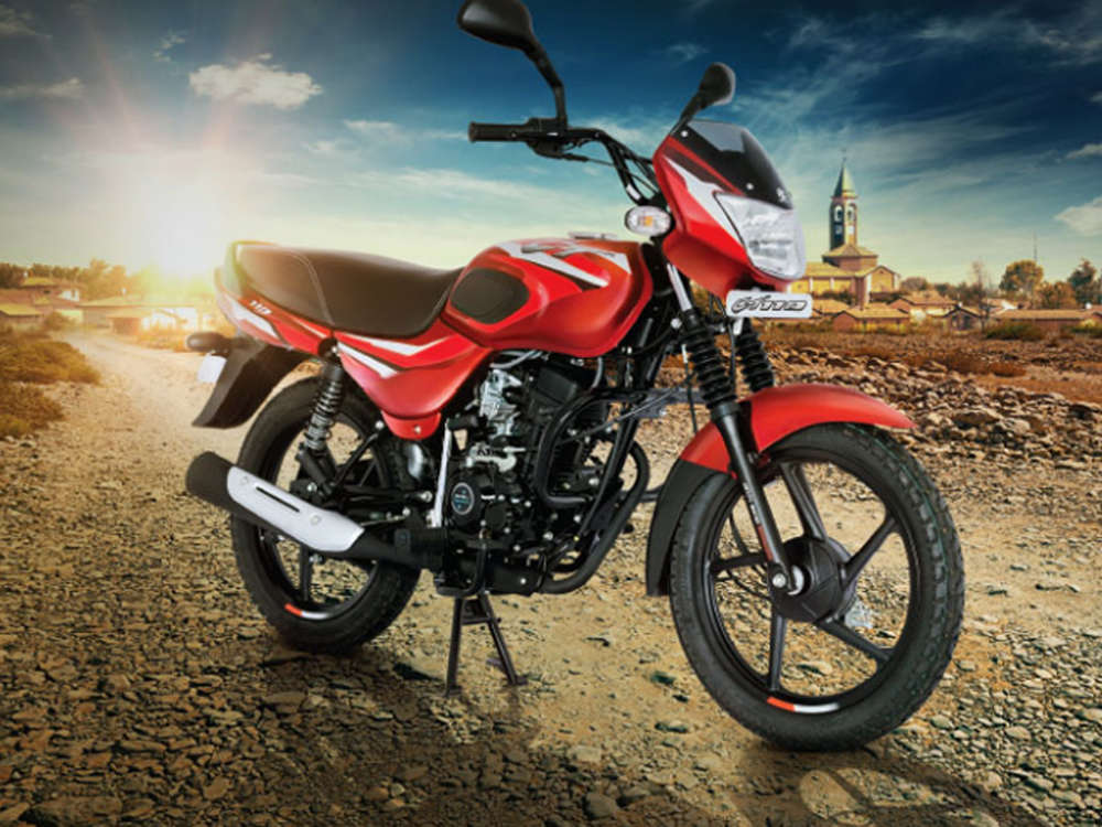 Bajaj Auto launches new CT110 bike, prices start at Rs 37,997